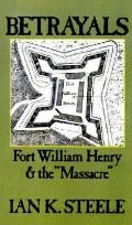 Betrayals Fort William Henry and the