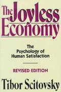 Joyless Economy The Psychology of Human Satisfaction