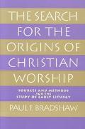 Search F/origins of Christian Worship