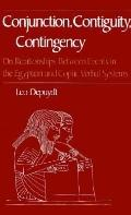 Conjunction, Contiguity, Contingency On Relationships Between Events in the Egyptian and Cop...