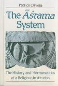 Asrama System The History and Hermeneutics of a Religious Institution