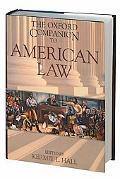 Oxford Companion to American Law