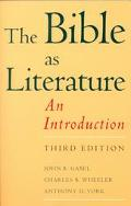 Bible As Literature An Introduction