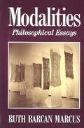 Modalities Philosophical Essays
