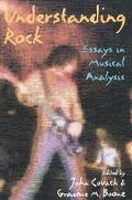 Understanding Rock Music Essays in Musical Analysis