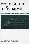 From Sound to Synapse Physiology of the Mammalian Ear