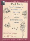 Tragedy of Pudd'Nhead Wilson and the Comedy Those Extraordinary Twins And the Comedy, Those ...