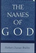 Names of God Poetic Readings in Biblical Beginnings
