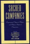 Sacred Companies Organizational Aspects of Religion and Religious Aspects of Organizations