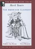 The American Claimant - Mark Twain - Hardcover - Library Edition