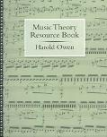 Music Theory Resource Book