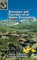Structure and Function of an Alpine Ecosystem Niwot Ridge, Colorado