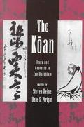 Koan Texts and Contexts in Zen Buddhism