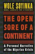 Open Sore of a Continent A Personal Narrative of the Nigerian Crisis