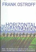 Horizontal Organization What the Organization of the Future Looks Like and How It Delivers V...
