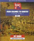 From Colonies to Country 1710-1791