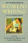 Oxford Book of Women's Writing in the United States