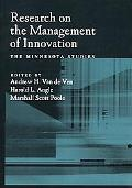 Research on the Management of Innovation The Minnesota Studies