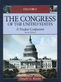 Congress of the United States A Student Companion