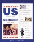 History of Us Making Thirteen Colonies