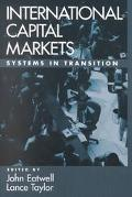 International Capital Markets Systems in Transition