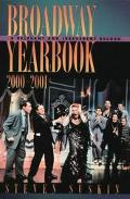 Broadway Yearbook 2000-2001