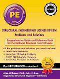 Structural Engineering License Review 2002-2003 Problems and Solutions
