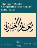 Arab World Competitiveness Report 2002-2003