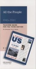 History of Us A Teaching Guide for Elementary School Classes, Book 10