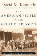 American People in World War II Freedom from Fear