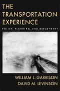 Transportation Experience Policy, Planning, and Deployment