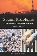 Social Problems An Introduction To Critical Constructionism