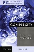 Complexity Theory and Applications