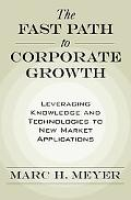 Fastpath to Growth Leveraging Technologies to New Market Applications