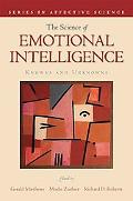 Science of Emotional Intelligence Knowns And Unknowns