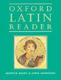Oxford Latin Reader