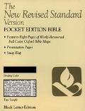 NRSV Pocket Bible