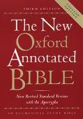 New Oxford Annotated Bible With the Apocrypha/Deuterocanonical Books New Revised Standard Ve...