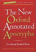 New Oxford Annotated Apocrypha New Revised Standard Version, Augmented