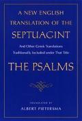 New English Translation of the Septuagint : Psalms