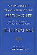 New English Translation of the Septuagint Psalms