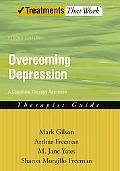 Overcoming Depression: Taming the Depression BEAST Therapist Guide