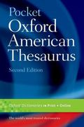 Oxford Pocket American Thesaurus of Current English