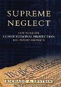 Supreme Neglect
