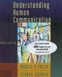 Understanding Human Communication, Ninth Edition and the Student Success Manual to accompany...
