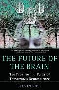 Future of the Brain The Promise And Perils of Tomorrow's Neuroscience