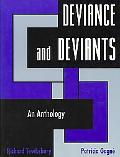 Deviance and Deviants An Anthology