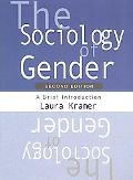 Sociology of Gender A Brief Introduction