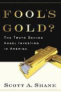 Fool's Gold: The True Story of Angel Investing in America