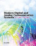 Modern Digital and Analog Communication Systems (Oxford Series in Electrical and Computer En...
